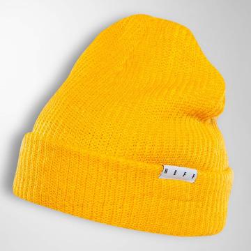 NEFF шляпа Fold оранжевый