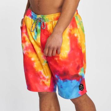 NEFF Badshorts Daily Hot Tub Swim Shorts färgad