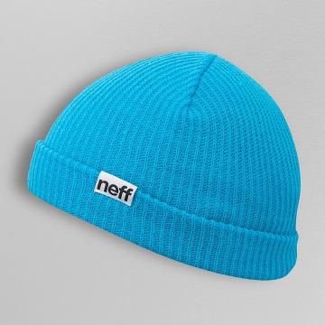 NEFF Beanie Fold blu