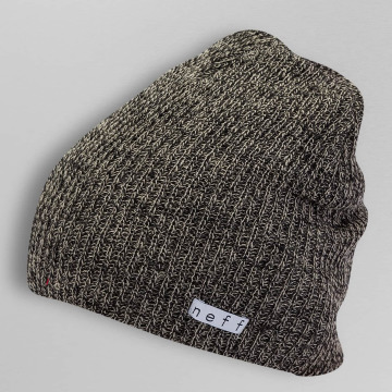 NEFF Beanie Daily Heather nero