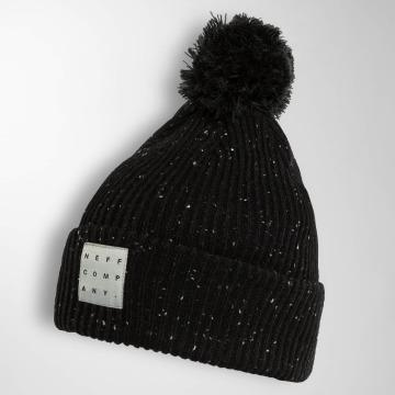 NEFF Berretto di lana Cambridge nero