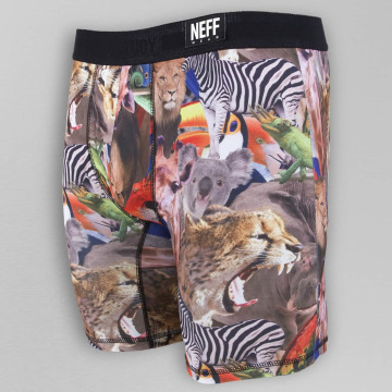 NEFF Bokserit Nightly Underwear kirjava