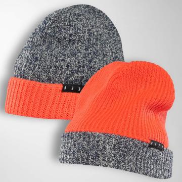NEFF Bonnet Double Heater rouge