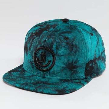 NEFF Casquette Snapback & Strapback Charles turquoise