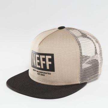 NEFF Casquette Trucker mesh Corpo beige