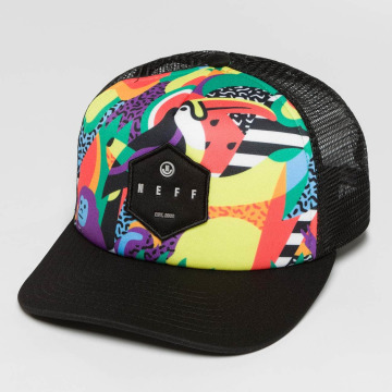 NEFF Casquette Trucker mesh Hot Tube multicolore