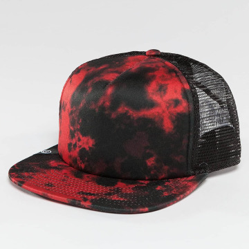 NEFF Casquette Trucker mesh Washer rouge