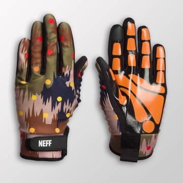 NEFF Glove Chameleon camouflage
