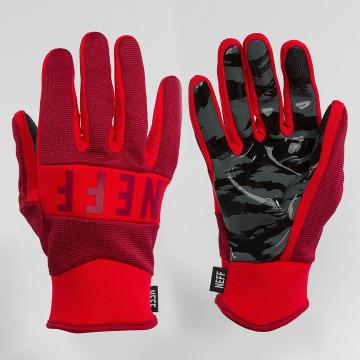 NEFF handschoenen Ripper rood
