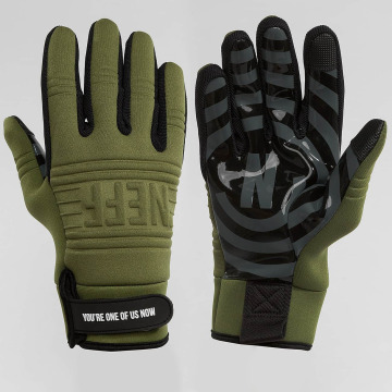 NEFF Handschuhe Daily olive