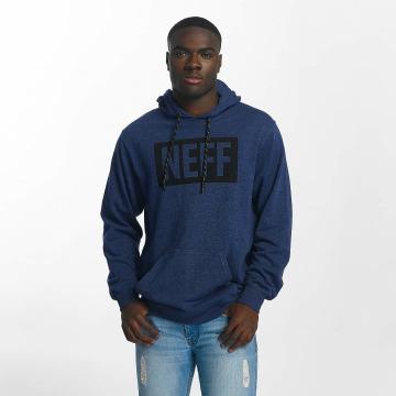 NEFF Hoody New World blau