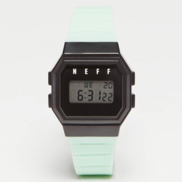 NEFF horloge Flava groen