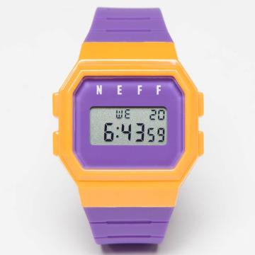 NEFF horloge Flava paars