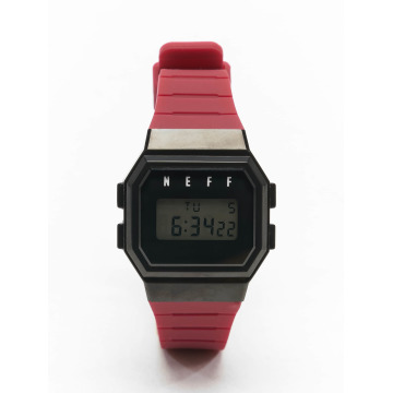 NEFF Kellot Flava Watch punainen