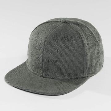 NEFF snapback cap Bagette grijs
