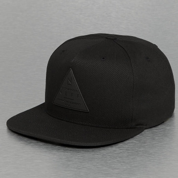 NEFF Snapback Cap X2 schwarz