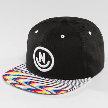 NEFF snapback cap Daily Smile zwart