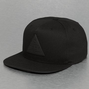 NEFF Snapback Caps X2 musta