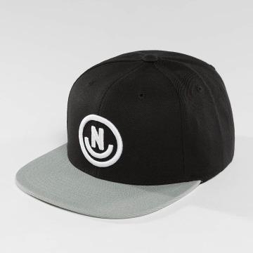 NEFF Snapback Caps Daily Smile musta