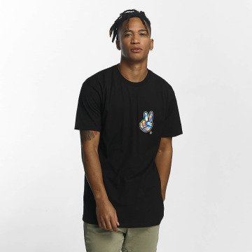 NEFF T-Shirt Peece Scallop black