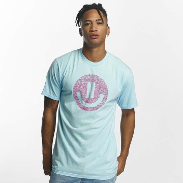NEFF T-Shirt Smiley bleu