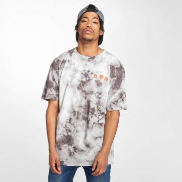 NEFF T-Shirt Steam Bath Wash grau
