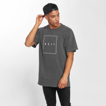 NEFF T-Shirt Quad Pigment gray