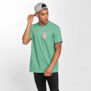 NEFF T-Shirt Lock It Up green