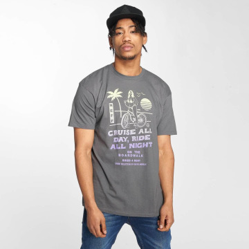 NEFF T-Shirt Bike Rental grey
