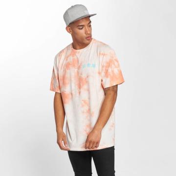 NEFF t-shirt Steam Bath Wash oranje