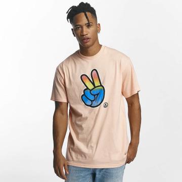 NEFF t-shirt Peeace rose