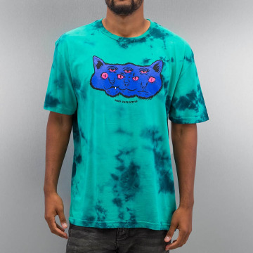 NEFF T-Shirt Catlective türkis