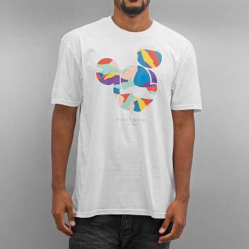 NEFF T-Shirt Abstract Mickey Face weiß