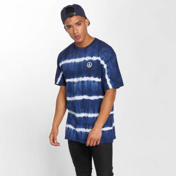 NEFF T-Shirty Faded Wash niebieski