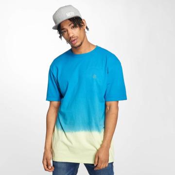 NEFF T-Shirty Dip niebieski