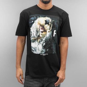 NEFF T-skjorter Quad Otter svart