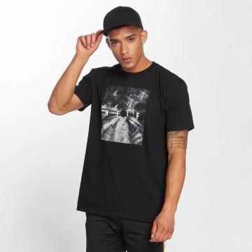 NEFF T-skjorter Quad svart