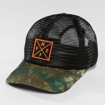 NEFF Trucker Cap Coolman camouflage