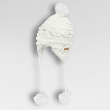 NEFF Winter Bonnet Raffy Earflap white