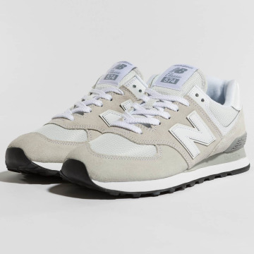 New Balance Baskets WL574 B EW gris