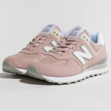 New Balance Baskets WL574 B ESP magenta