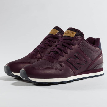 New Balance Baskets WH 996 PKP rouge