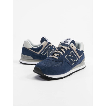 New Balance Sneaker ML574 D EGN blau