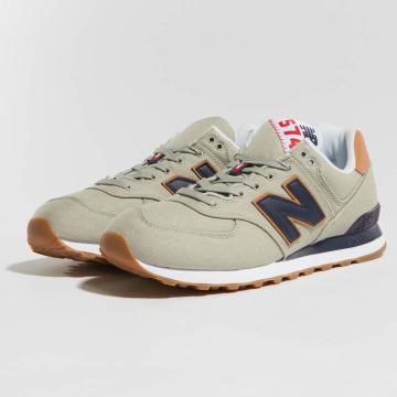 New Balance sneaker ML574 D YLD grijs