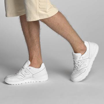 New Balance sneaker ML 597 WHL wit