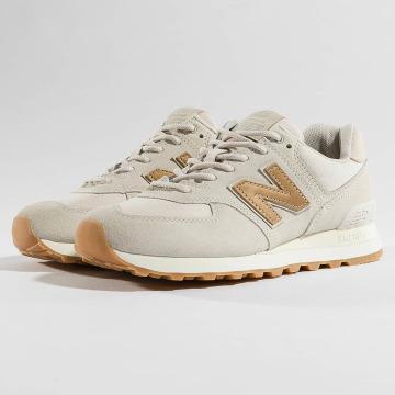 New Balance Sneakers WL574 B CLM béžová