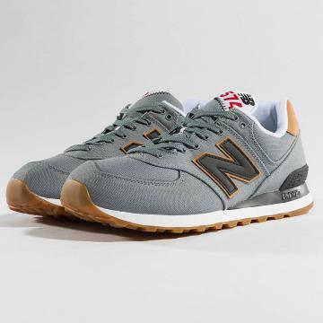 New Balance Sneakers ML574 D YLD blå