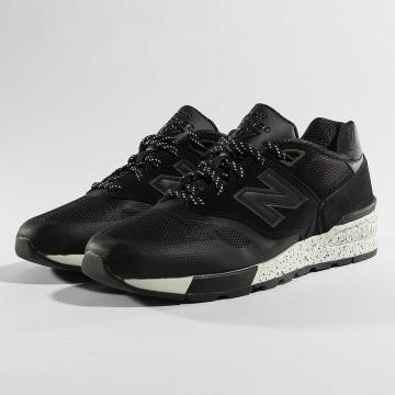 New Balance Sneakers ML 597 PTC black