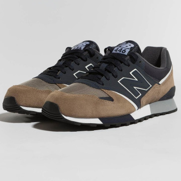 New Balance Tennarit U446 D CNW ruskea
