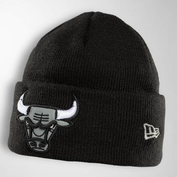 New Era Čiapky Reflect Cuff Knit Chicago Bulls èierna